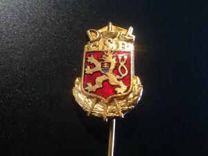 1930's Czechoslovak Fencing Association First Republic Coat of Arms Sword Fleret