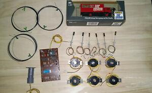 Konvolut Faller Car System H0 1600 LKW 1:87 Stopstellen Ampeln Draht Ladegerät