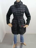 Giubbino DESIGUAL Donna Taglia Size 38 Jacket Woman Veste Femme P7015