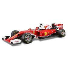 Coches de Fórmula 1 de automodelismo y aeromodelismo Bburago Ferrari de escala 1:18