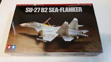 Tamiya 60757 - 1/72 Su-27B2 Sea-Flanker - Neu