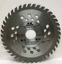 125mm Angle Grinder saw blade for wood and plastic 40 TCT Teeth-TOP QUALITY UK