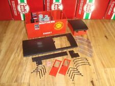 LGB 47653 RED SOUTHERN RAILROAD CABOOSE BODY SHELL PARTS LOT NEW CONDITION!
