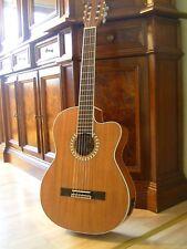 Klassik Gitarre mit Tonabnehmersystem
