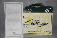 New 1948 Matchbox Collectible 1/43 Green Tucker Torpedo