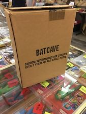 Vintage Mego Batcave for 8 inch WGSH Action Figures-Nice in Catalog Mailer Box