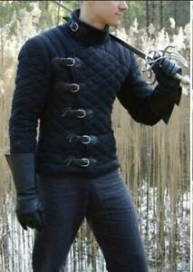 Medieval Outfit Clothing Gambeson Knight Armor sca/Hema/Larp Dress