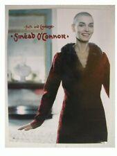 Sinead Oconnor Poster O'Connor O Connor Promo