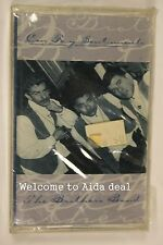 Con Fe Y Sentimiento The brothers band 1994(Audio Cassette Sealed)