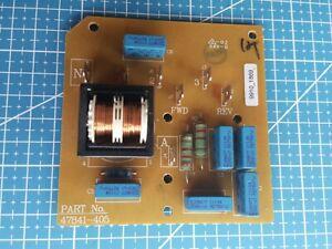 Genuine Hoover 550M Washing Machine Noise Filter #47841-405