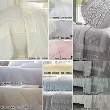 Unbranded Embroidered Decorative Bedspreads