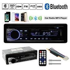 Universal Car Stereo Radio Bluetooth In-dash Head Unit Player FM MP3/USB/SD/AUX