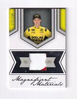 2013 FanFare MAGNIFICENT MATERIALS SILVER Matt Kenseth BV$8! #172/199! SCARCE