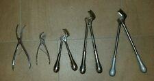 Gipsscheren nach Stille Chirurgie Werkzeug OP Dachbodenfund