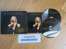 BARBRA STREISAND Live In Concert 2006 (2 X CD) Digipak (CD Album) VGC