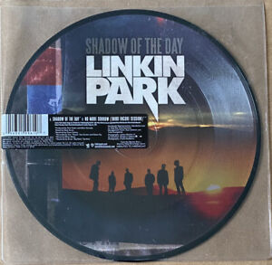 "Linkin Park Cage The Elephant MISSPRESSED 7"" Vinyl Picture Disc"