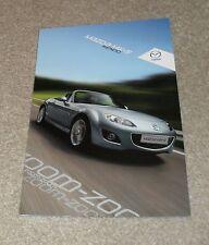 Mazda MX5 MX-5 Kendo Special Edition Brochure 2011