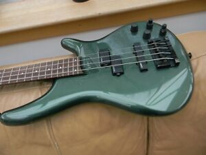 1997 Ibanez SR800 Bass Guitar Made in Japan. Fujigen.