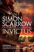 SIMON SCARROW ___ INVICTUS ___ BRAND NEW ___ FREEPOST UK