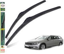 "VW Passat Estate 2014-on replacement wiper blades HEYNER HYBRID 26""18""ST FRONT"