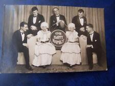 The Happy Family    - Theatre / Music Hall Theatrical History