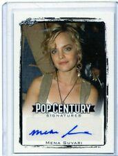 "2017 Leaf Pop Century Mena Suvari ""American Beauty"" Autograph Auto"