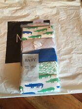 M&S TINY BABY Bodysuits Vests 7 Pack White BNWT