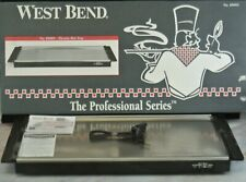 WEST BEND Electric Hot Tray The Professional Series 89001