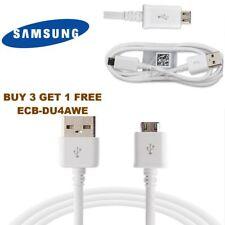 Original Genuine 1M Samsung Micro USB 2.0 cable Cord for galaxy S4, S3, S6, S6+