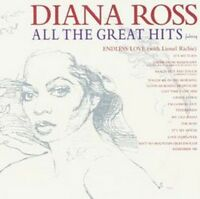 Diana Ross - All The Great Hits (NEW CD)