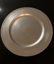 Ashland Decorative silver plates (12 Total)