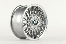 BBS BMW E30 7x15 4x100 wheels kreuzspeichen Felgen Stlyle5 318is 325i DiamondCut