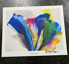 """Jonas Gerard Signed By Artist Poster Print Blossoming II 10""""x 8"""""""