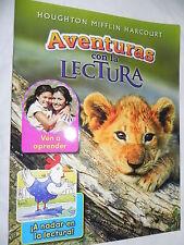 Houghton Mifflin Senderos Reading Adventure Student Edition Spanish Grade K