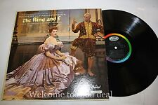 Rodgers & Hammerstein's, The King And I (VG) 12""