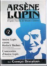 ARSENE LUPIN - Intégrale kiosque - Saison 1 - dvd 2 - NEUF