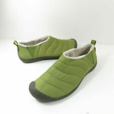 WOMEN'S KEEN SHOES SLIPPERS HOWSER NEW SIZE 9.5 LIME