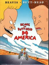 Beavis And Butthead Do America Pulsar Equipo W/ 1996 PARAMOUNT 062320AME