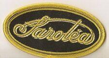 SAROLEA 90mm x 48mm patch