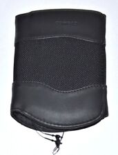 Genuine HP iPaq Pocket PC Carrying Case Pouch Bag Black Faux Leather Original