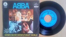 ABBA ‎– Money, Money,  YUGOSLAVIAN PRESS 1977 PGP RTB ‎– S 53975..FREE SHIPPING