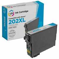 LD Remanufactured Epson 202XL / T202XL220-S HY Cyan Ink for XP-5100 & WF-2860