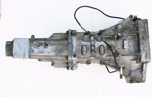 Suzuki Samurai transmission, rebuilt, fits 1986-1995
