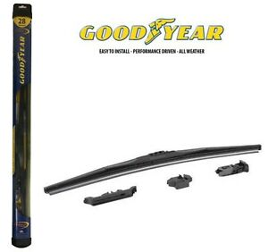 "GOODYEAR 770-28 Hybrid Premium All Weather Windshield Wiper Blade 28"" 695mm 1 Pk"