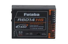 Futaba 14ch Futaba R6014HS Receiver 2.4GHz FASST (FS/HS Mode) P-R6014HS/2-4G
