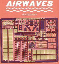Airwaves 1/72 Douglas C-47/DC-3 Dakota etch for Italeri kit # AEC72190