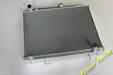 56mm alloy radiator Mitsubishi Pajero NM-NT 3.5/3.8 V6 24V GDi V65/V75 AT 2000-