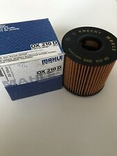 Mahle Oil Filter OX210D - Fits Renault GMC Vauxhall