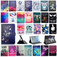 "US For Samsung Galaxy Tab 2/3/4 7"" 8.0"" 10.1"" Tablet Print Universal Case Cover"