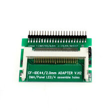 CF To 44 Pin Male IDE Adapter PCB Converter As 2.5 IHDD Drive For Laptop Hot Lot